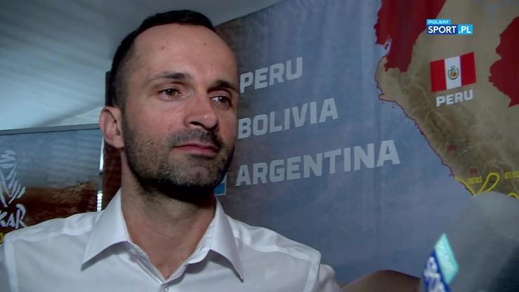 Dyrektor ds. zawodników Rajdu Dakar: Polscy uczestnicy zawsze są bardzo mocni