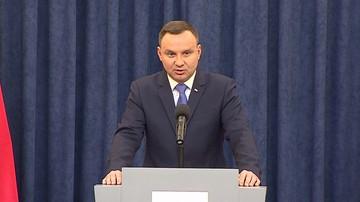 21-06-2017 19:46 Prezydent: chcę, żeby Polacy mieli poczucie, że konstytucja jest ich