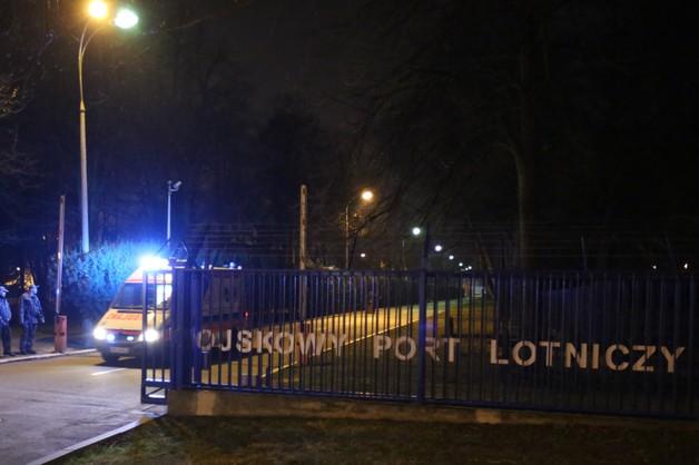 Ciała ofiar zamachu w Tunisie są już w Polsce