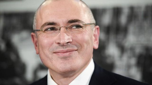 Rosja: Na liście najbogatszych według Forbesa znów pojawił się Chodorkowski