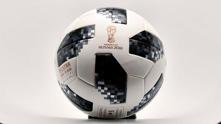 Telstar 18 oficjalną piłką mundialu w Rosji