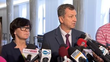 """15-05-2017 13:38 """"Jesteśmy przekonani, że to plan PiS"""". PO o referendum konstytucyjnym"""