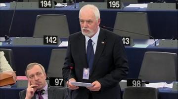 Olbrycht (PO) w PE: nie inicjowaliśmy, ani nie chcieliśmy tej debaty