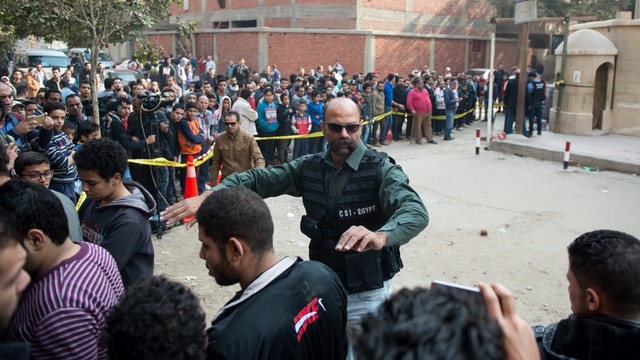 Państwo Islamskie przyznało się do zamachów w Kairze