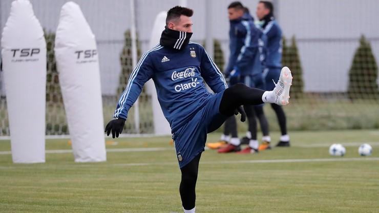 Messi nie chce grać w grupie z Hiszpanią