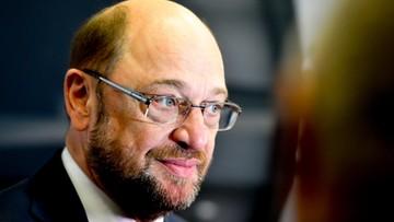 24-02-2017 14:51 Unijny urząd antykorupcyjny bada zarzuty prasy nt. Schulza