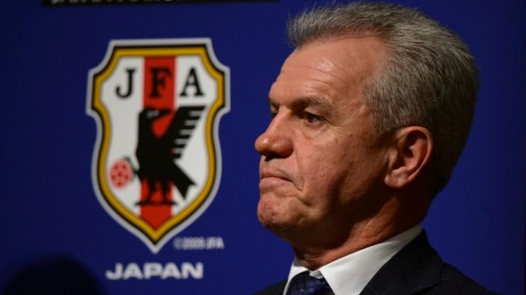 Aguirre nie będzie już trenerem reprezentacji Japonii