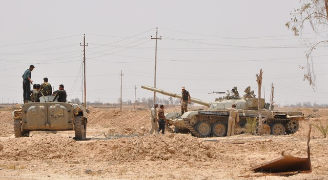 USA wzmocnią iracką armię, ale zdaniem opozycji niedostatecznie