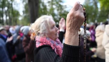Tysiące wiernych modliło się w ramach akcji