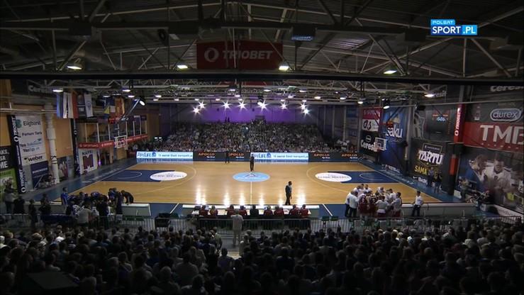 Estonia - Polska 63:94. Skrót meczu
