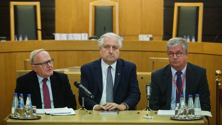 Prezes Rzepliński: wyrok TK jest ostateczny i podlega niezwłocznemu opublikowaniu