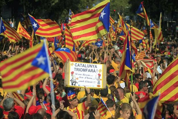 Katalończycy chcą wolności. Będzie referendum