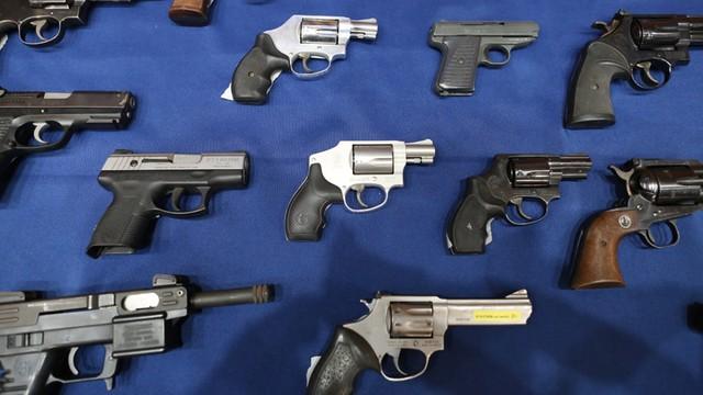 USA: Rekordowa ilość broni wykrytej w bagażach ręcznych na lotniskach