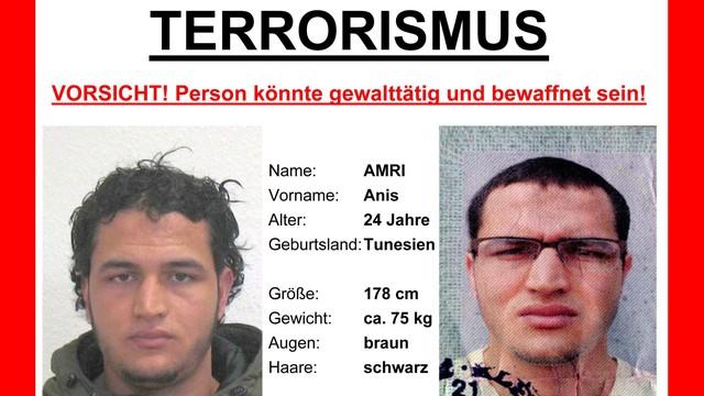Podejrzany o zamach był miesiącami obserwowany przez policję
