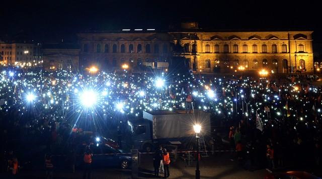 Niemcy: kolejna antyimigrancka demonstracja