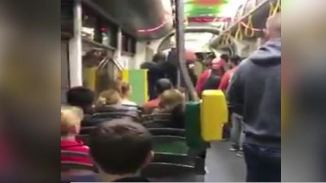 Rasistowski atak w poznańskim tramwaju
