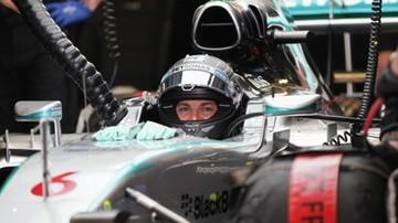 2015-10-31 GP Meksyku: Rosberg wystartuje z pole position