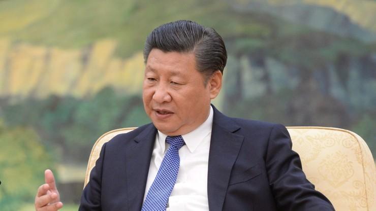 Prezydent Chin potępił spiski w Partii Komunistycznej