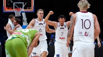 2015-09-12 EuroBasket: Łotwa już w ćwierćfinale