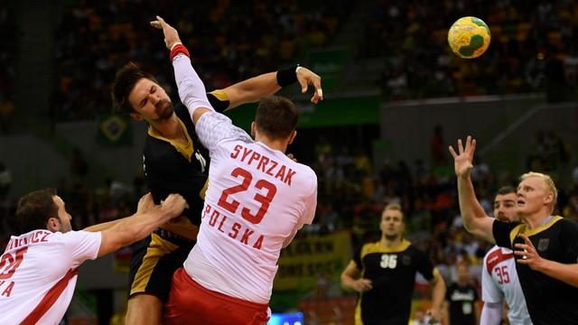 Polscy piłkarze ręczni przegrali z Niemcami w meczu o brązowy medal