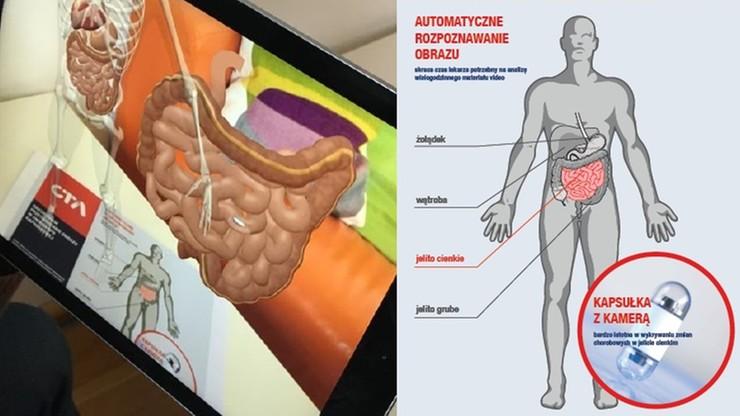 Polskie oprogramowanie, które pozwoli zajrzeć do jelita cienkiego