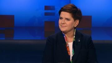 14-01-2016 19:42 Premier w Polsat News o decyzji KE ws. Polski: do sankcji na pewno nie dojdzie