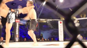 2016-11-17 Nokaut roku w polskim MMA? Niesamowite kopnięcie Kotwicy (WIDEO)