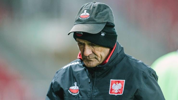 Groenewald nie będzie już trenerem reprezentacji Polski w rugby