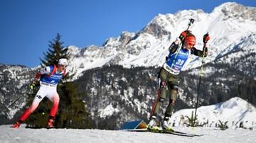 2017-02-15 MŚ w biathlonie: Bieg ze startu wspólnego bez Polek