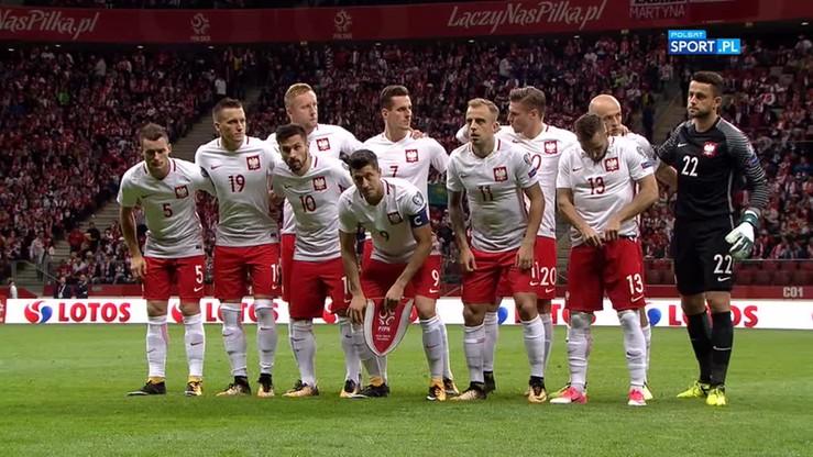 2017-09-04 Polska - Kazachstan 3:0. Skrót meczu