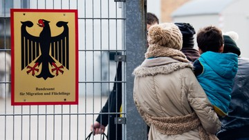 07-12-2015 17:10 965 tys. imigrantów  przybyło do Niemiec. Ponad połowa z Syrii
