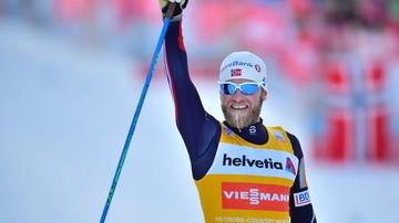 2016-12-10 PŚ w biegach: Norweg Sundby najlepszy w Davos
