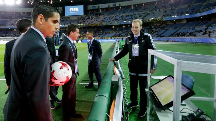 VAR pomoże sędziom w finale Pucharu Portugalii