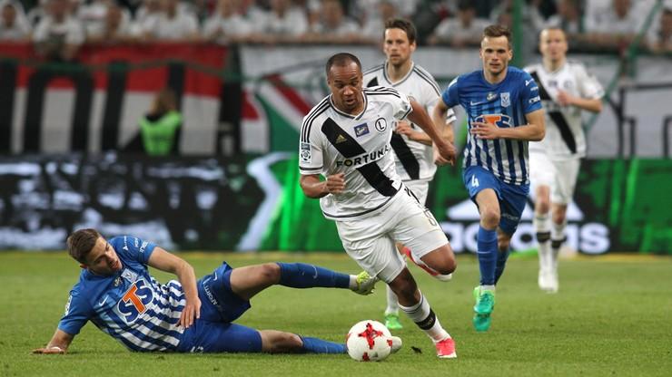 Lech pokonany w stolicy. Legia liderem ekstraklasy