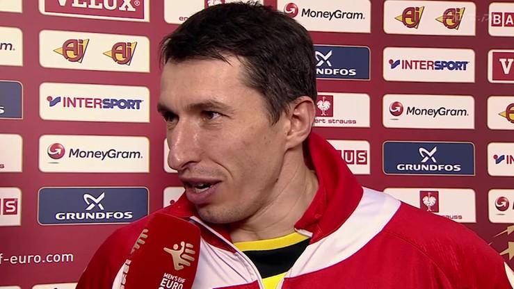 Szmal: W drugiej połowie pojawił nam się w głowach mecz z Chorwacją