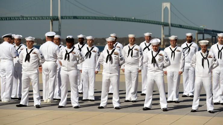 """""""NYT"""": Amerykańscy marynarze są przemęczeni nadmiernymi obowiązkami"""