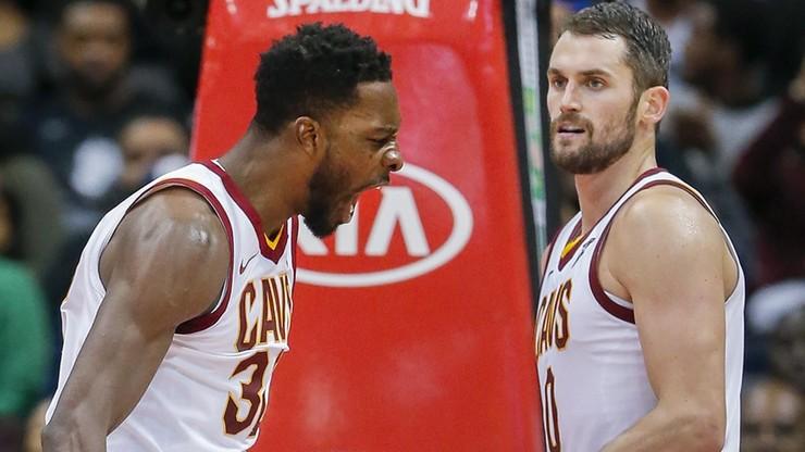NBA: Trzynasta wygrana Kawalerzystówz rzędu