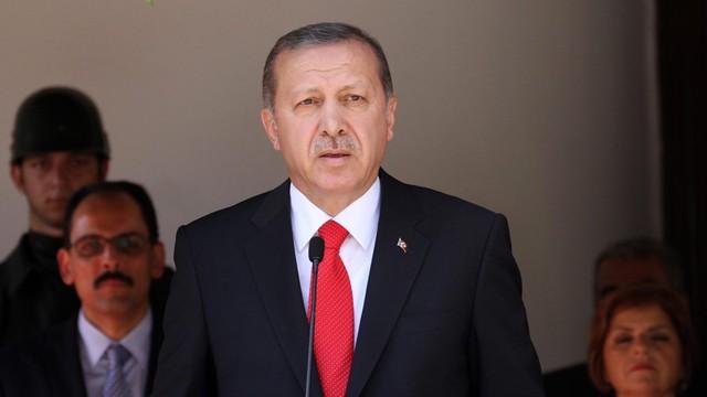 Prezydent Turcji wypowiada wojnę terrorystom - naloty to pierwszy krok
