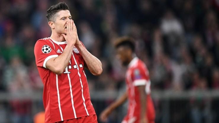 Bundesliga: Skromne zwycięstwo Bayernu Monachium. Lewandowski bez gola