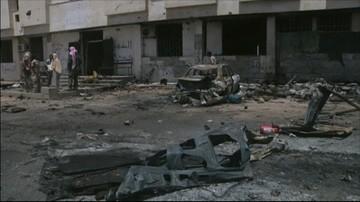 """22-06-2016 05:48 """"Najkrwawszy dzień"""" w Libii. 29 ofiar potężnej eksplozji. W Syrcie poległo 34 żołnierzy"""