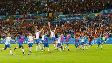 """Belgowie odbili się od włoskiej ściany. Poniedziałkowy hit dla """"Squadra Azzurra"""""""