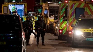 04-06-2017 10:35 Zamach w centrum Londynu. Zginęło co najmniej siedem osób