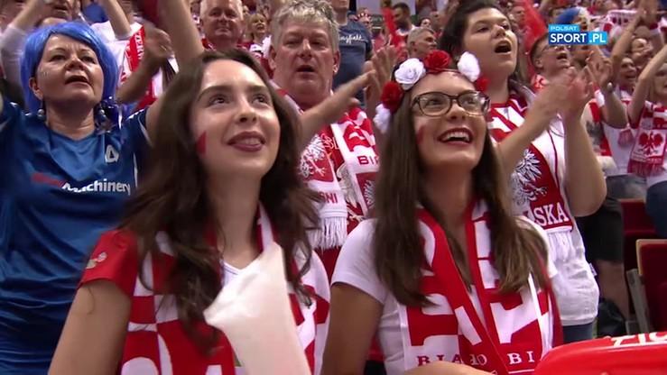 Eurovolley 2017: Pierwszy wygrany set Polaków!