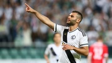 19-07-2016 22:44 LM: Dwie bramki Nikolicia i Legia awansowała do trzeciej rundy