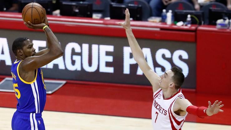 2017-01-21 NBA: Zwycięska passa Warriors trwa