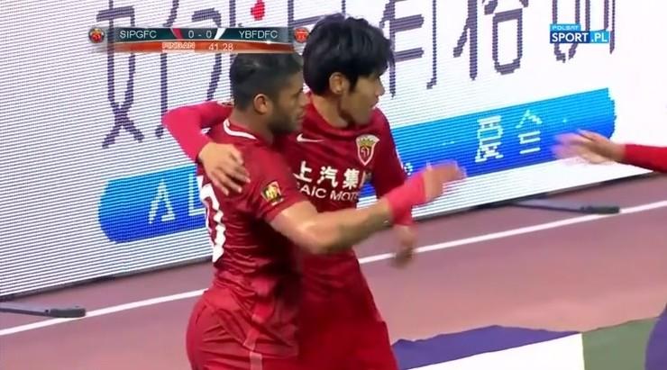 Shanghai SIPG - Hebei China Fortune. Transmisja w Polsacie Sport Extra