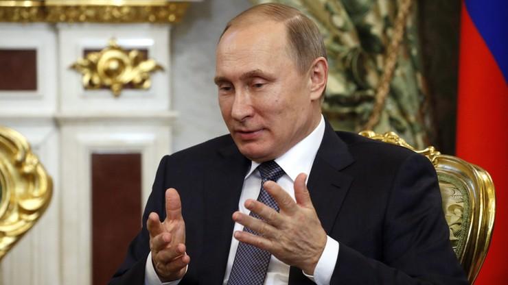 Putin: Rosja wybuduje elektrownie atomowe w Indiach
