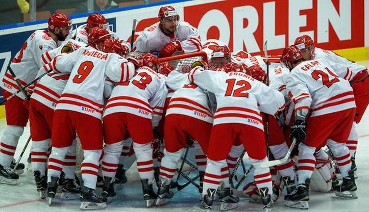 Zwycięstwo polskich hokeistów na zakończenie zgrupowania w Kanadzie