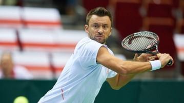 2016-07-13 Turniej ATP w Newport: Przysiężny odpadł w pierwszej rundzie