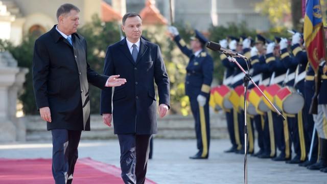 Prezydent: obecność NATO w Europie Środkowo-Wschodniej powinna być zwiększana